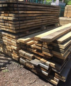 Untreated Oak 2.4m x 175mm 75mm -0