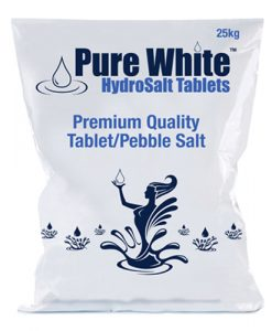 Pure White Salt Tablets 25KG-0