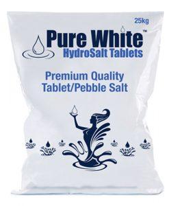 Pure White Salt Tablets 25KG-0